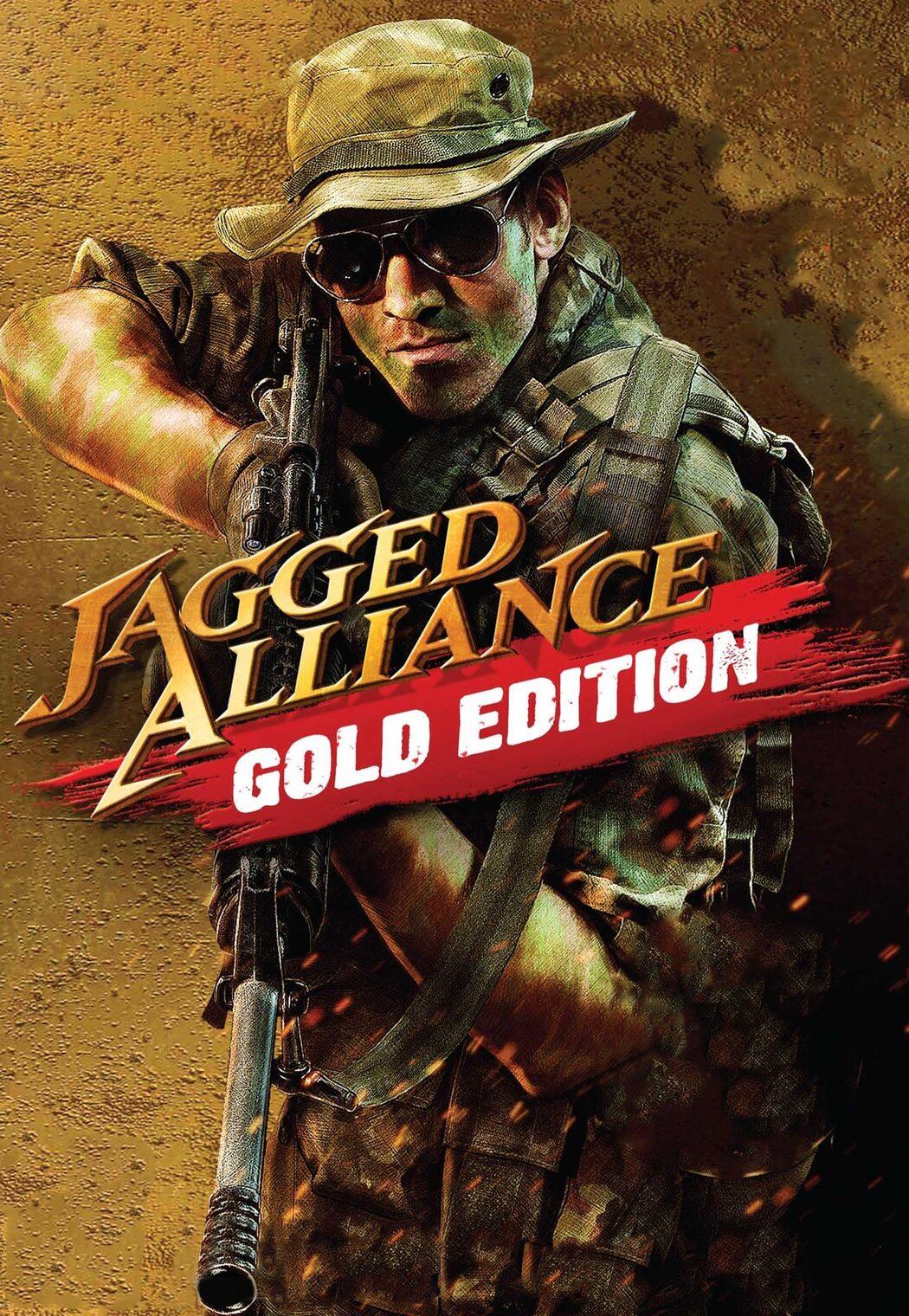 Jagged Alliance 1: Gold Edition (PC) Steam
