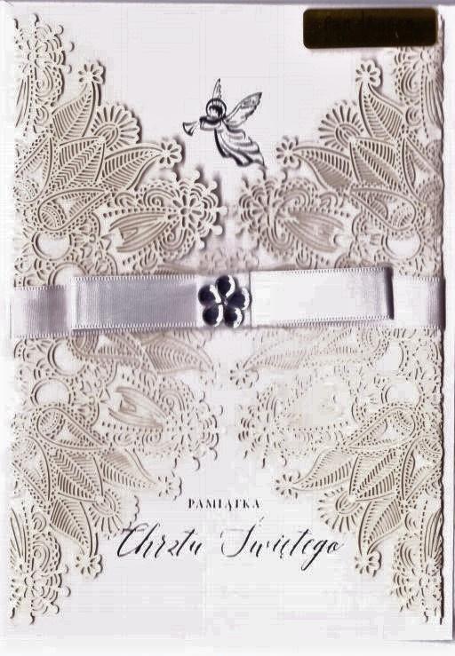 Karnet Chrzest KL HM-100-713