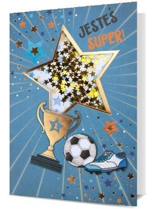 Karnet B6 Jesteś super HM-200-1932