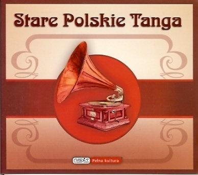 Stare polskie tanga CD