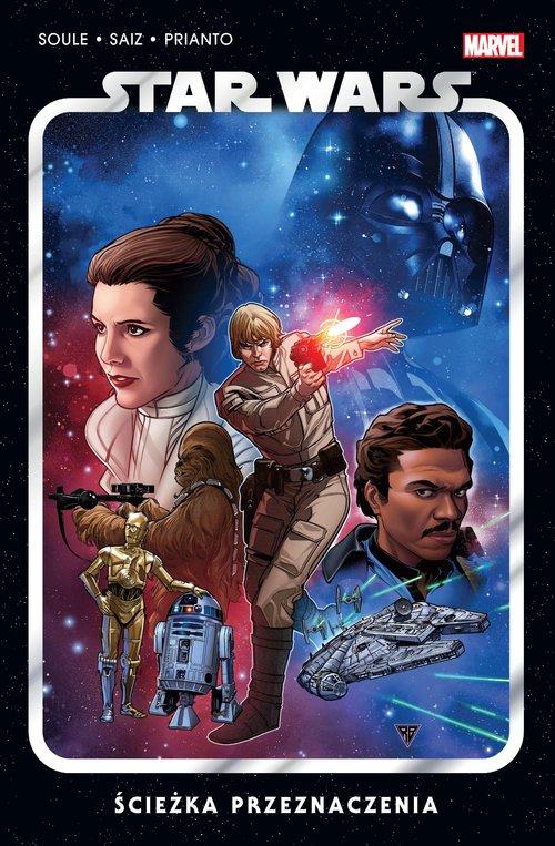 Star Wars Ścieżka przeznaczenia Tom 1