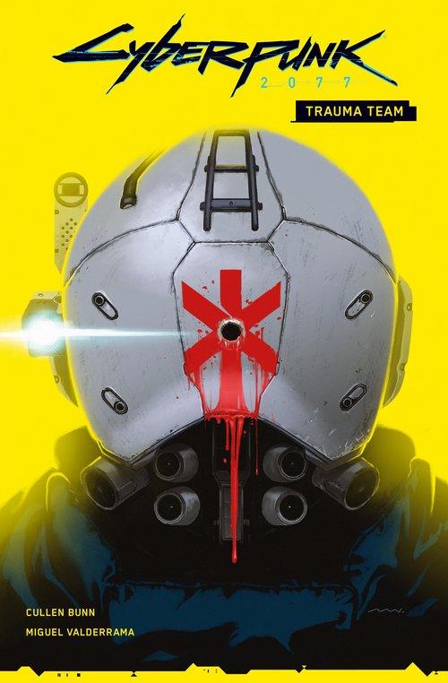 Cyberpunk 2077 Trauma Team Tom 1