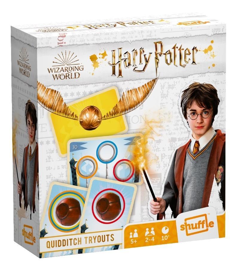 Shuffle - Plus Games Harry Potter CARTAMUNDI