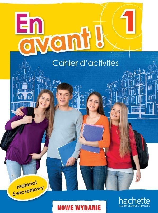 En Avant 1 zeszyt ćwiczeń (wydanie rozszerzone)