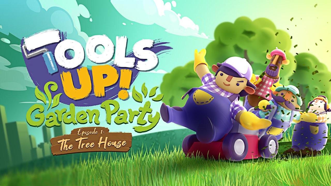 Tools Up Garden Party Episode 1 Steam