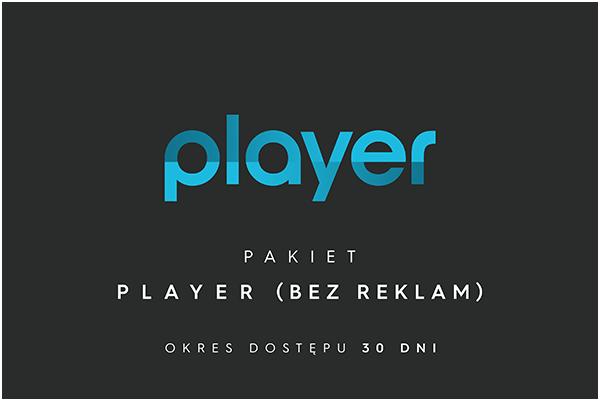 Player VOD (bez reklam) - 30 dni