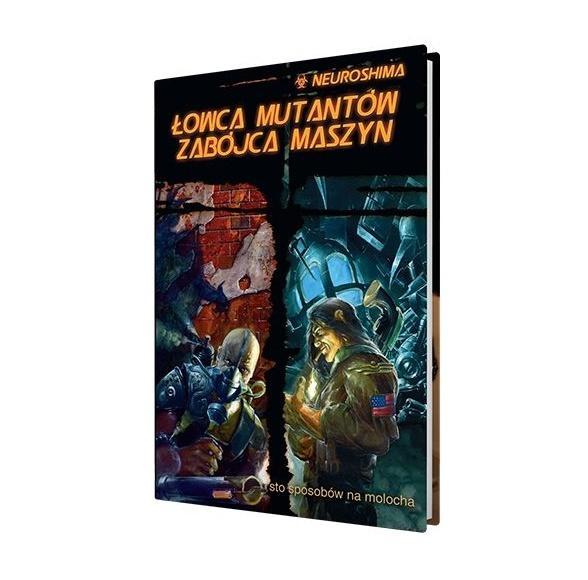 Neuroshima: Łowca Mutantów Zabójca Maszyn (RPG.12)