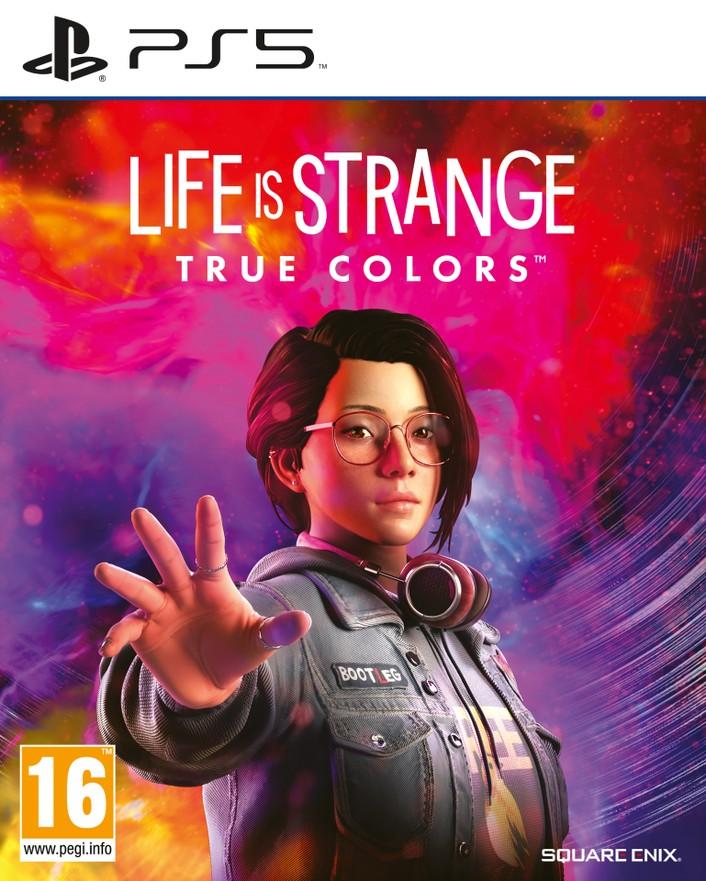 Life is Strange: True Colors (PS5) + Steelbook