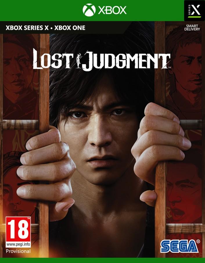 Lost Judgement (XOne / XSX)