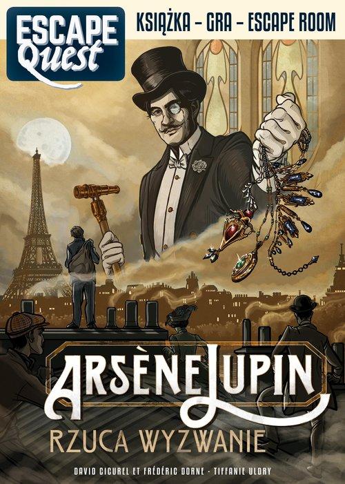 Escape Quest: Arsene Lupin rzuca wyzwanie