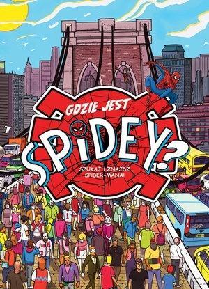 Gdzie jest Spidey? Szukaj i znajdź Spider-Mana!