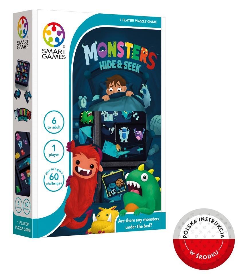 Smart Games Monsters Hide & Seek (ENG) IUVI Games