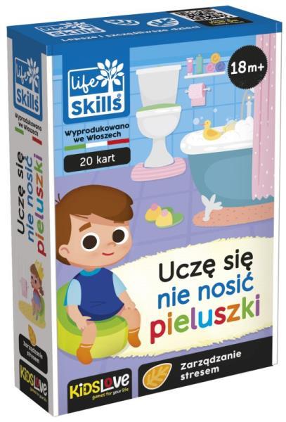 Life Skills dla dzieci Nauczę się korzystać z toalety 84203 LISCIANI