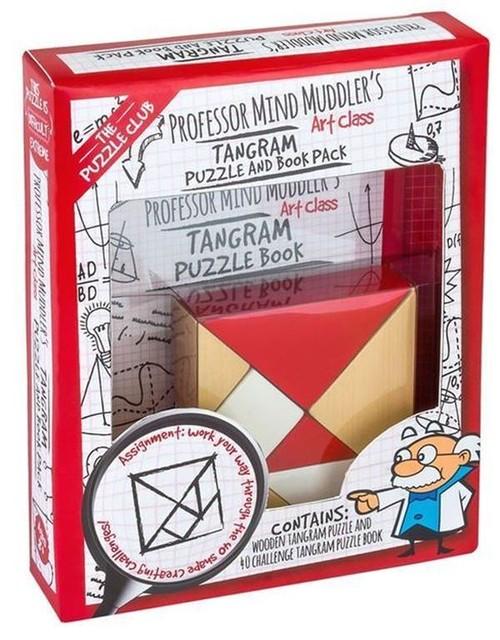 Łamigłówka Professor Mind Muddler's Tangram