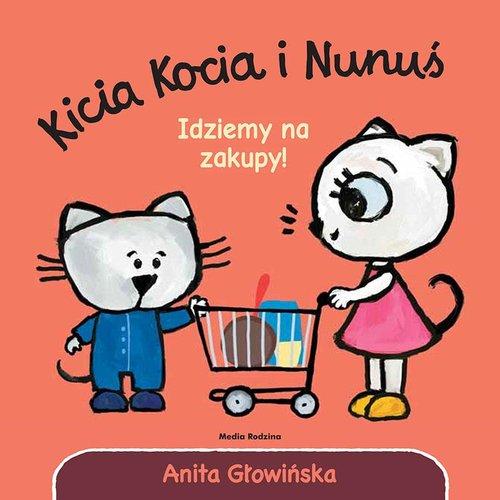 Kicia Kocia i Nunuś Idziemy na zakupy!