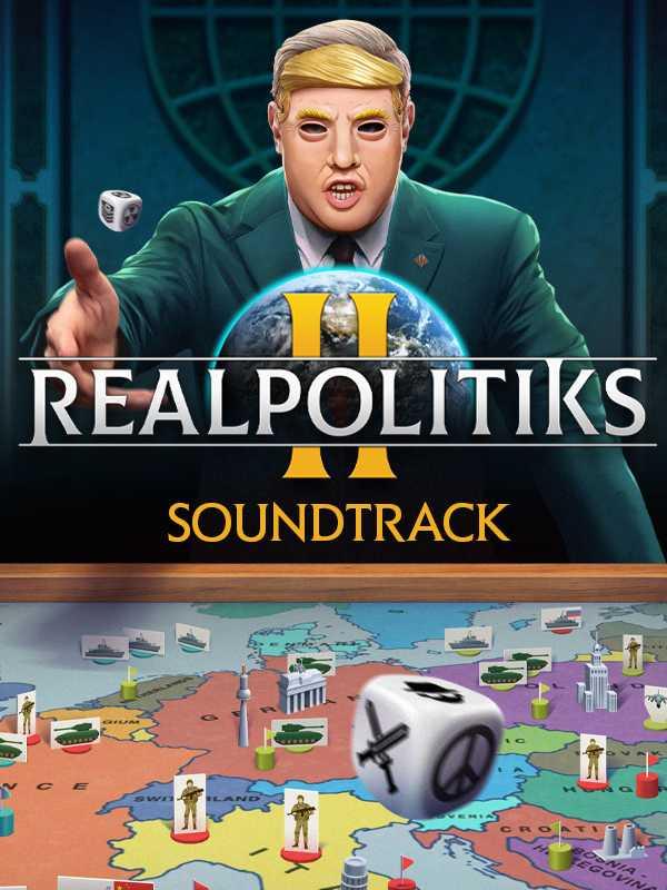 Realpolitiks II Digital Soundtrack (PC) PL klucz Steam