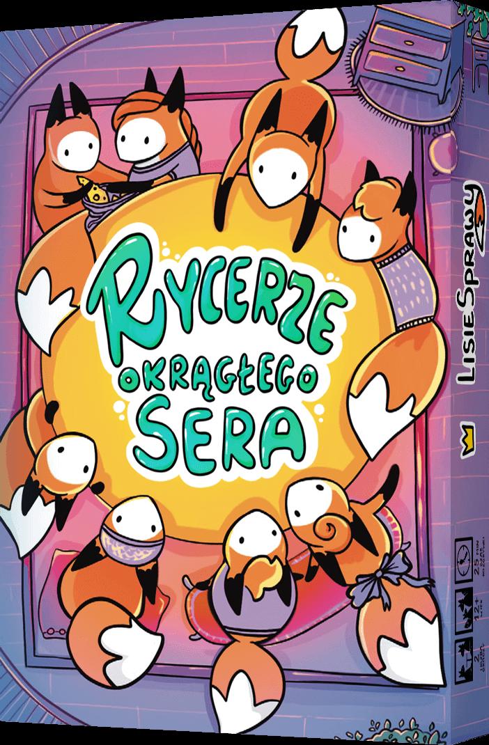 Rycerze okrągłego sera (gra karciana)