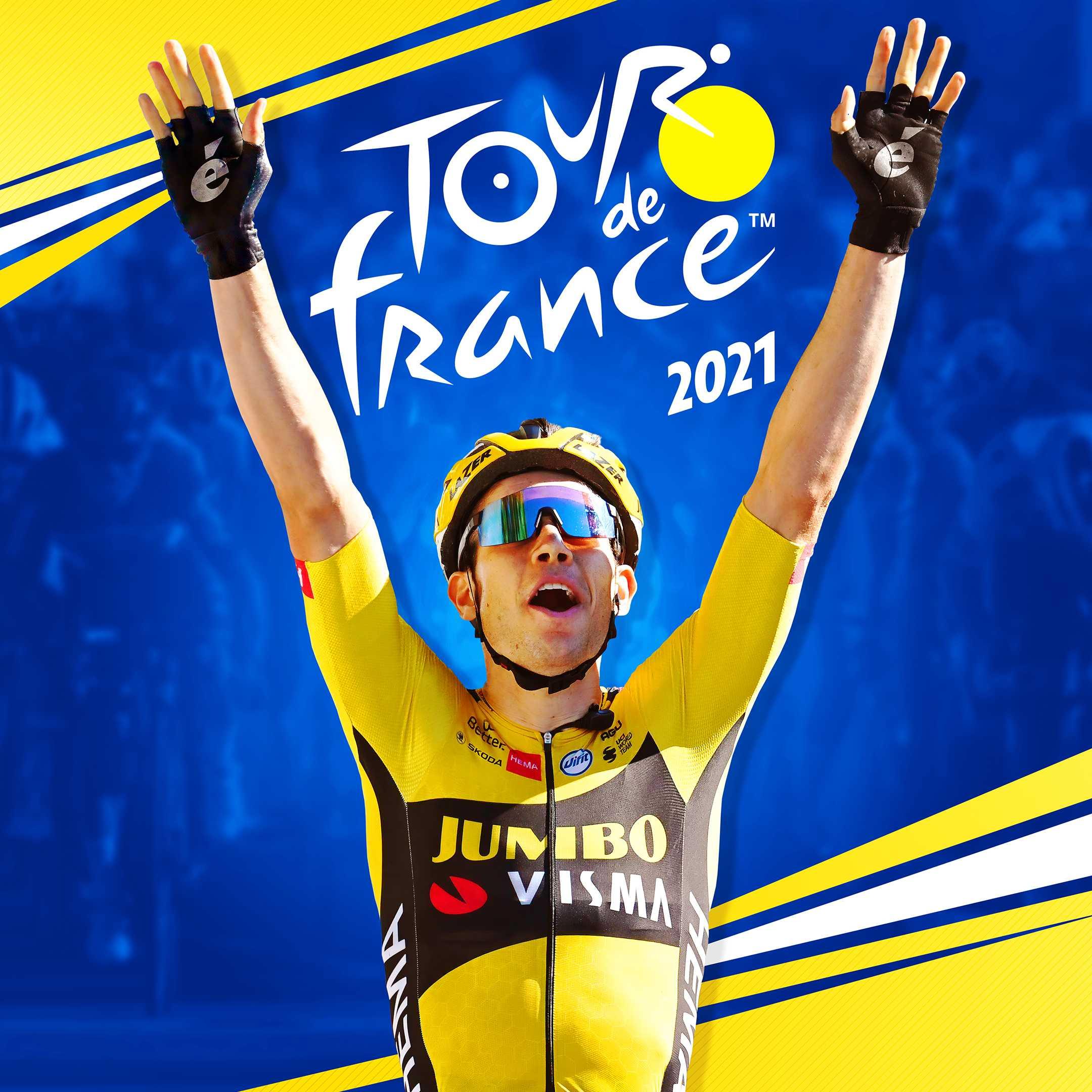 Tour de France 2021 (PC) Klucz Steam