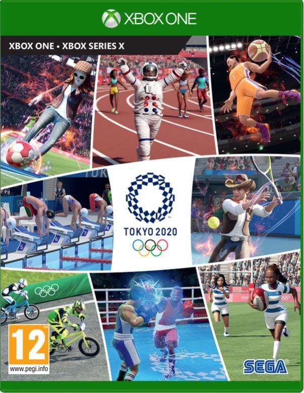 Olympic Games Tokyo 2020 (XOne / XSX)
