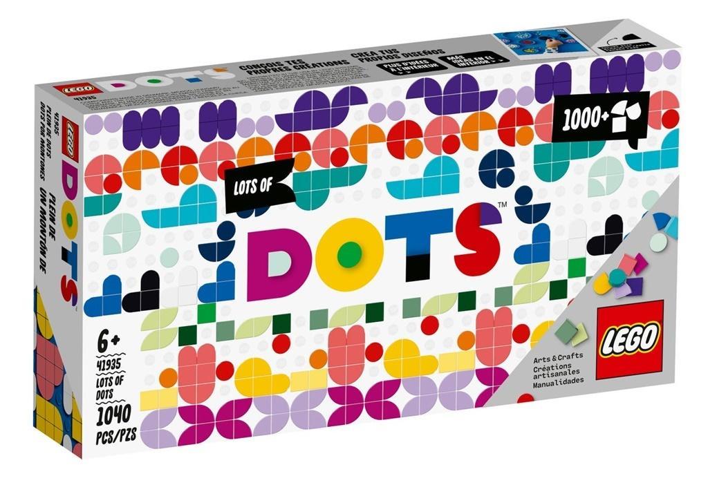 Lego DOTS 41935 Rozmaitości DOTS