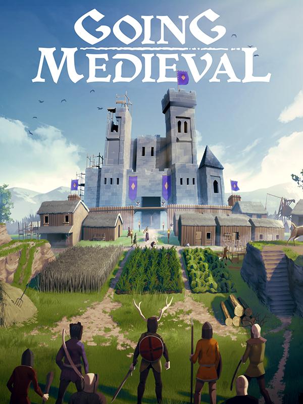Going Medieval (PC) Klíč Steam