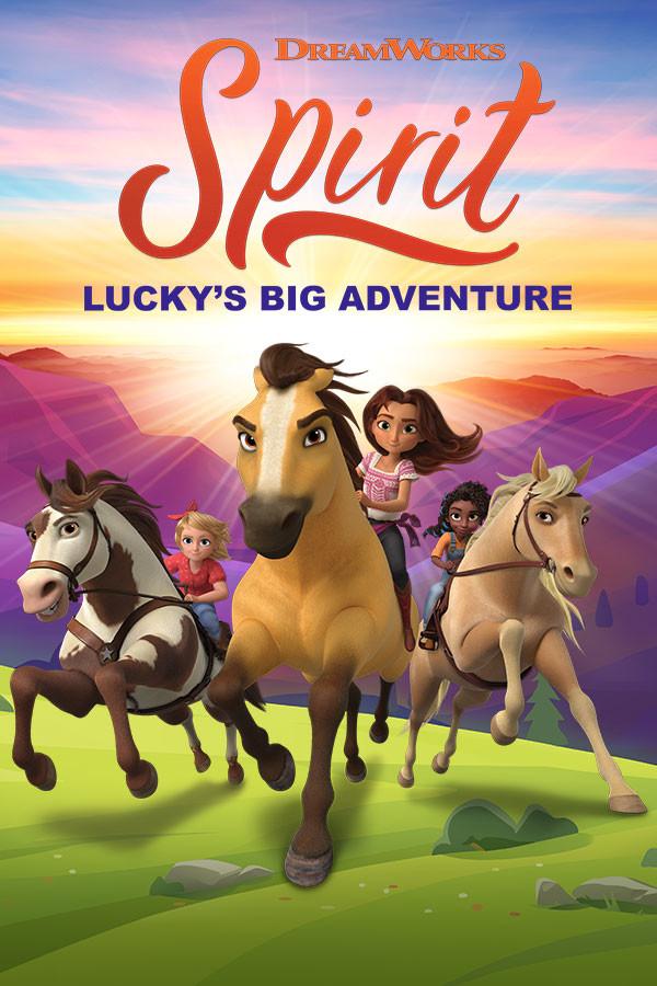 DreamWorks Spirit Lucky's Big Adventure (PC) Klucz Steam