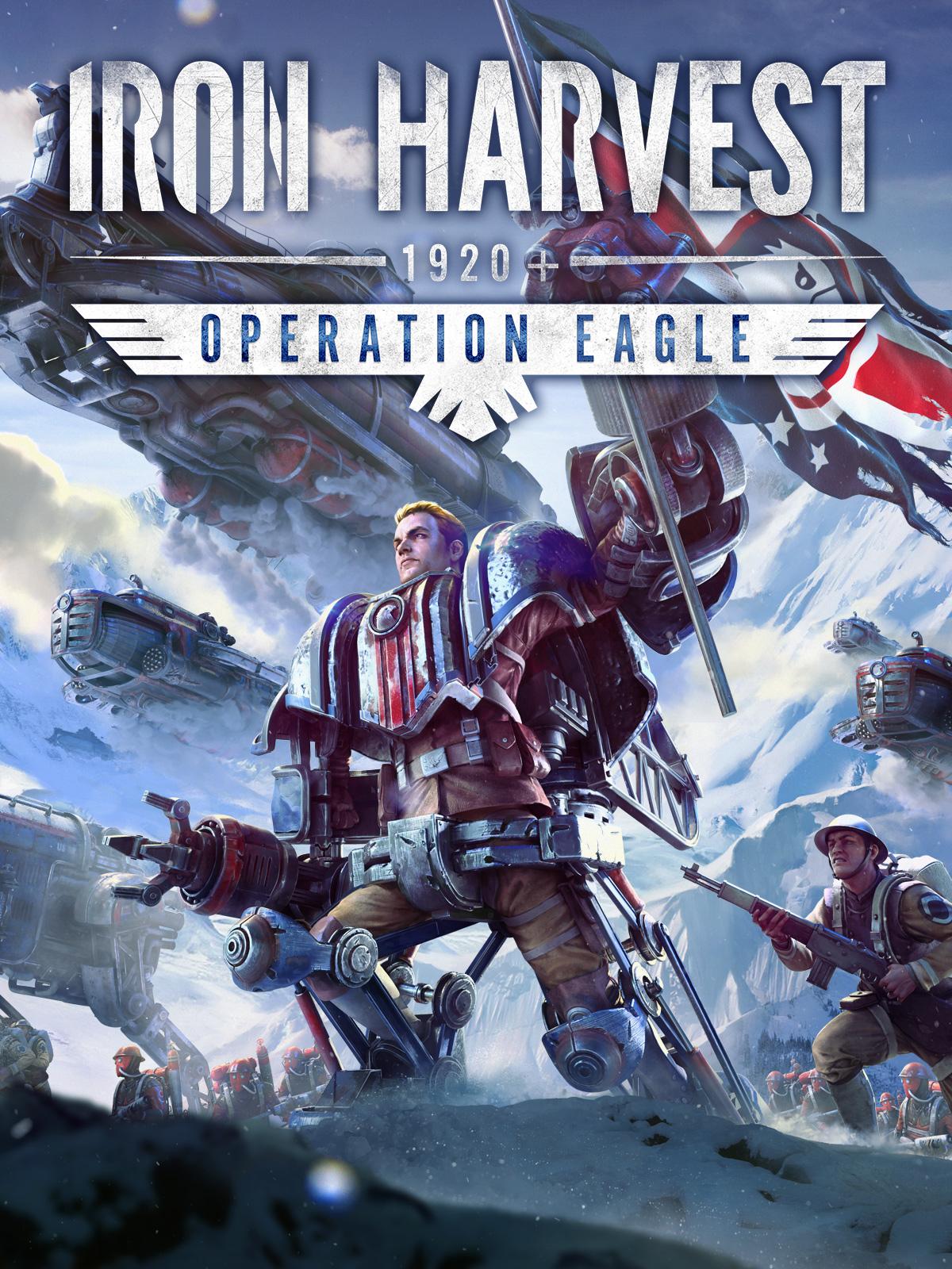 Iron Harvest - Operation Eagle (DLC)