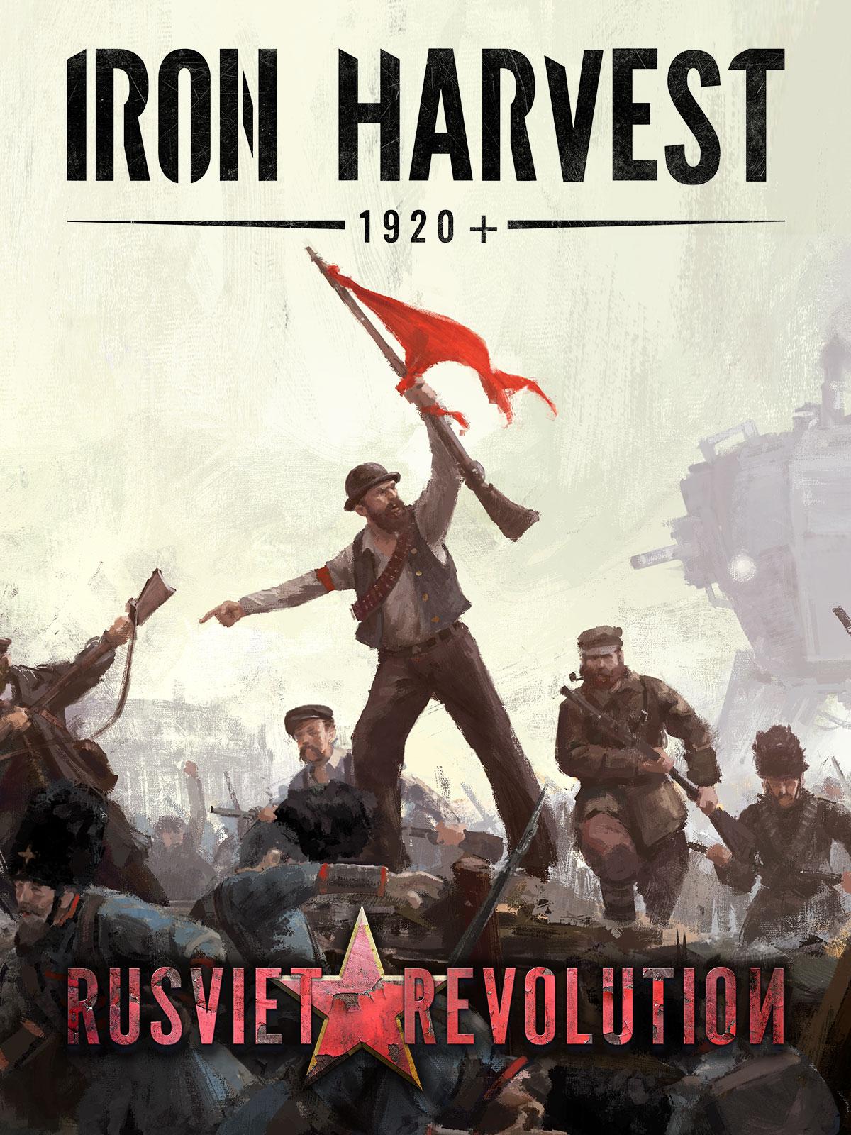 Iron Harvest - Rusviet Revolution (DLC)