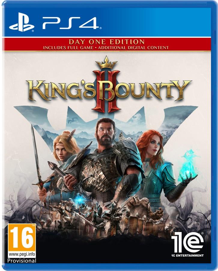 King's Bounty II Królewska Edycja Kolekcjonerska (PS4)