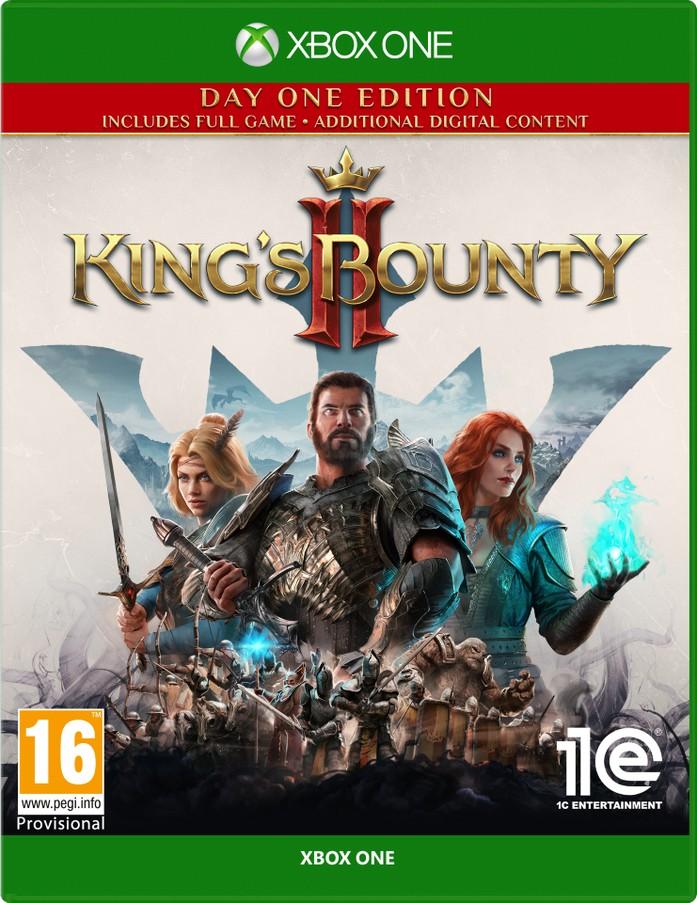 King's Bounty II Królewska Edycja Kolekcjonerska (XOne)