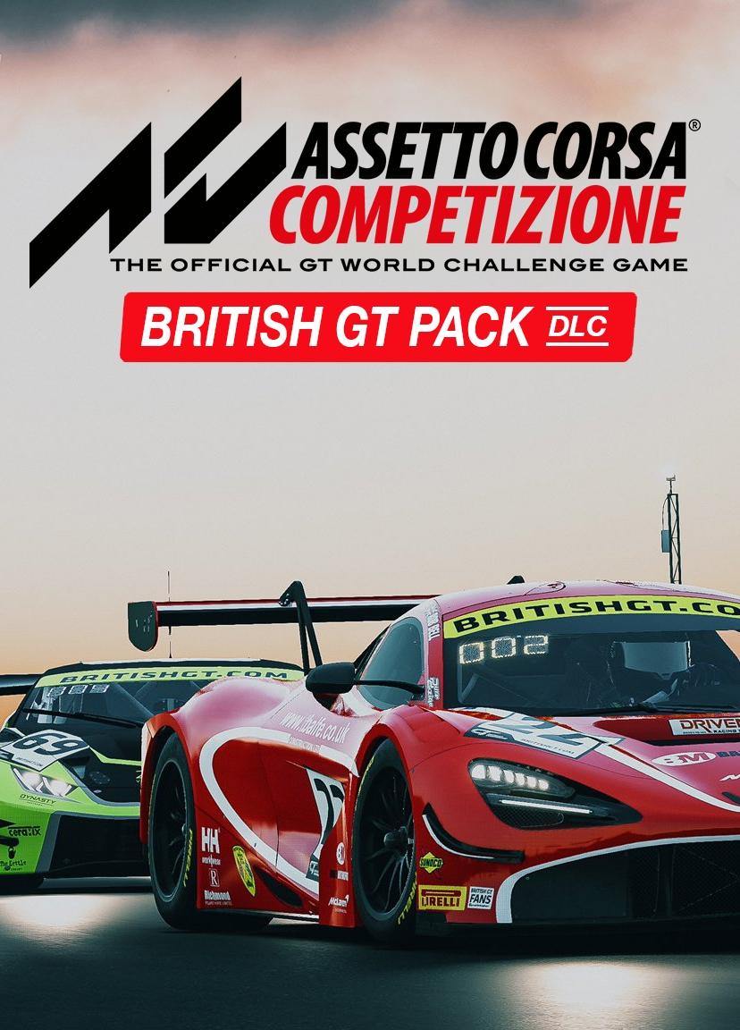Assetto Corsa Competizione - British Pack (DLC)