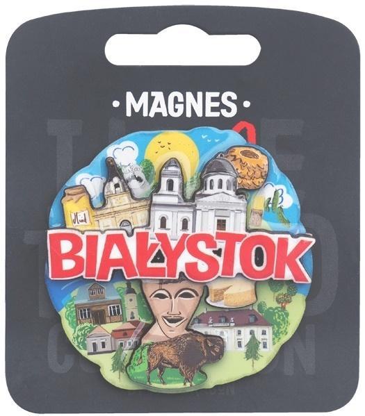 Magnes I love Poland Białystok ILP-MAG-C-POD-07