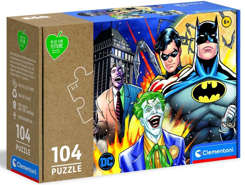 Puzzle 104 Play For Future Batman