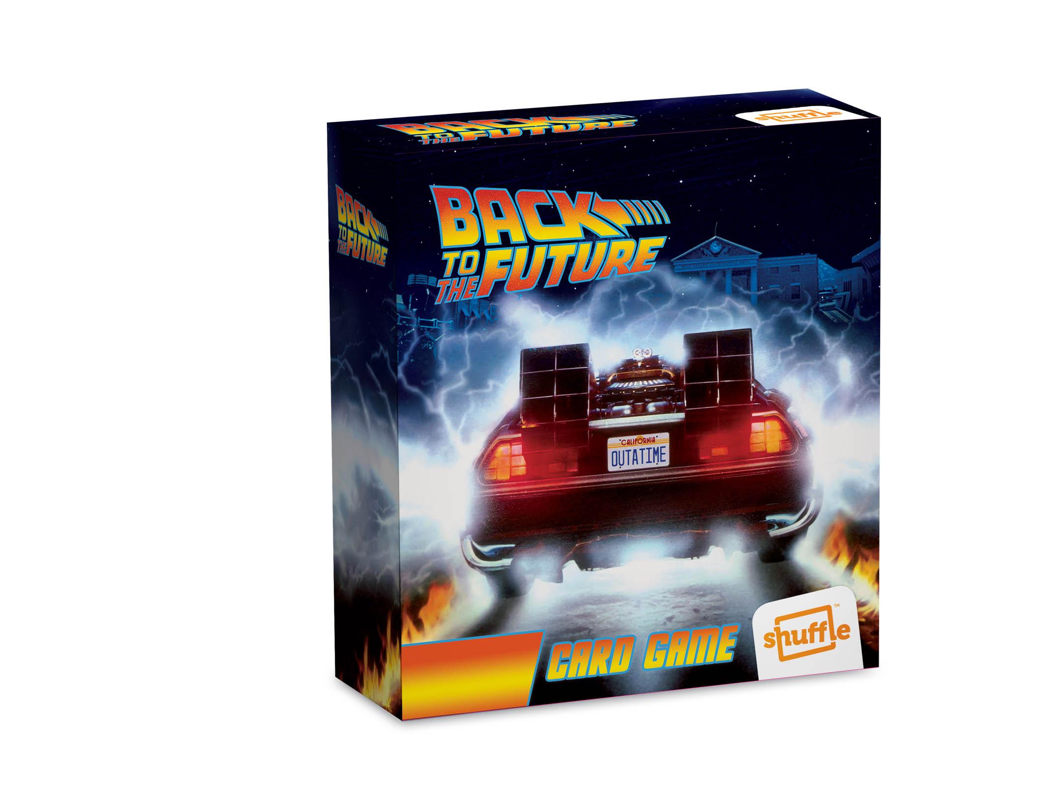 Back to the Future - Powrót do Przyszłości (Gra Karciana)