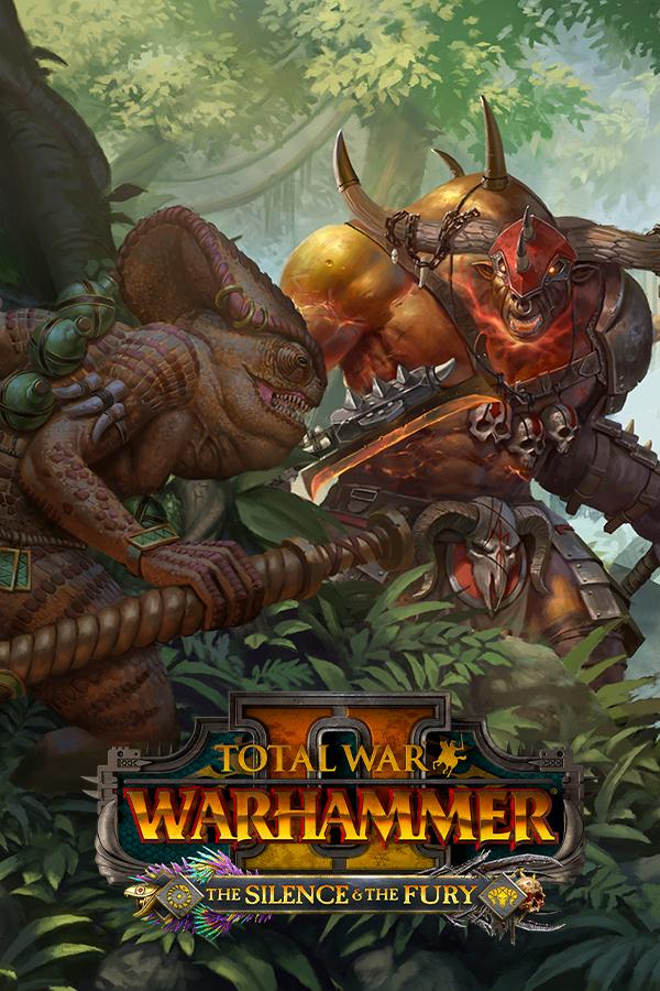 Total War Warhammer II - The Silence & The Fury (PC) Klucz Steam