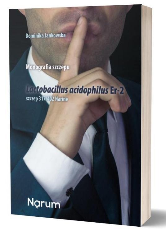 Monografia Lactobacillus Acidophilus Er-2....