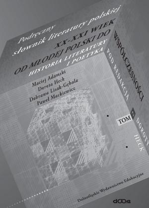 Podręczny słownik literatury polskiej T.2