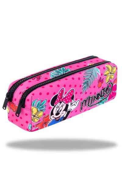 Piórnik saszetka podwójna - Edge - Minnie Mouse tropical 69301 CoolPack