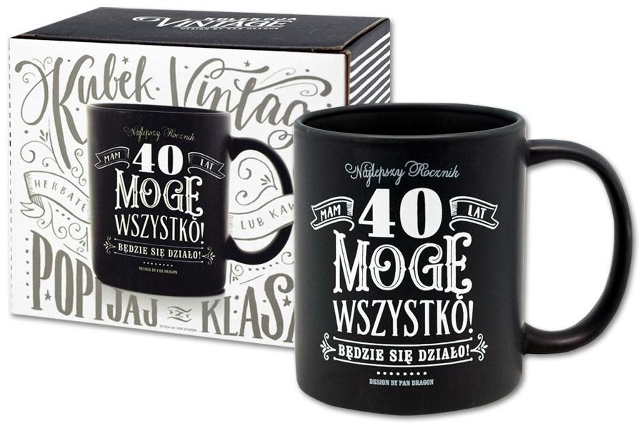 Kubek Vintage-40