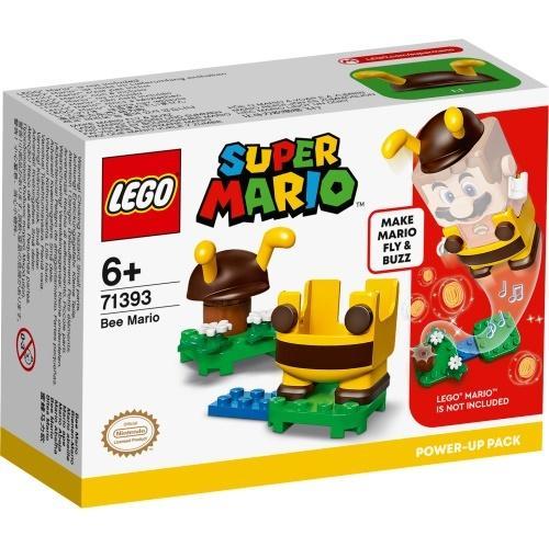 Lego SUPER MARIO 71393 Mario pszczoła - ulepszenie
