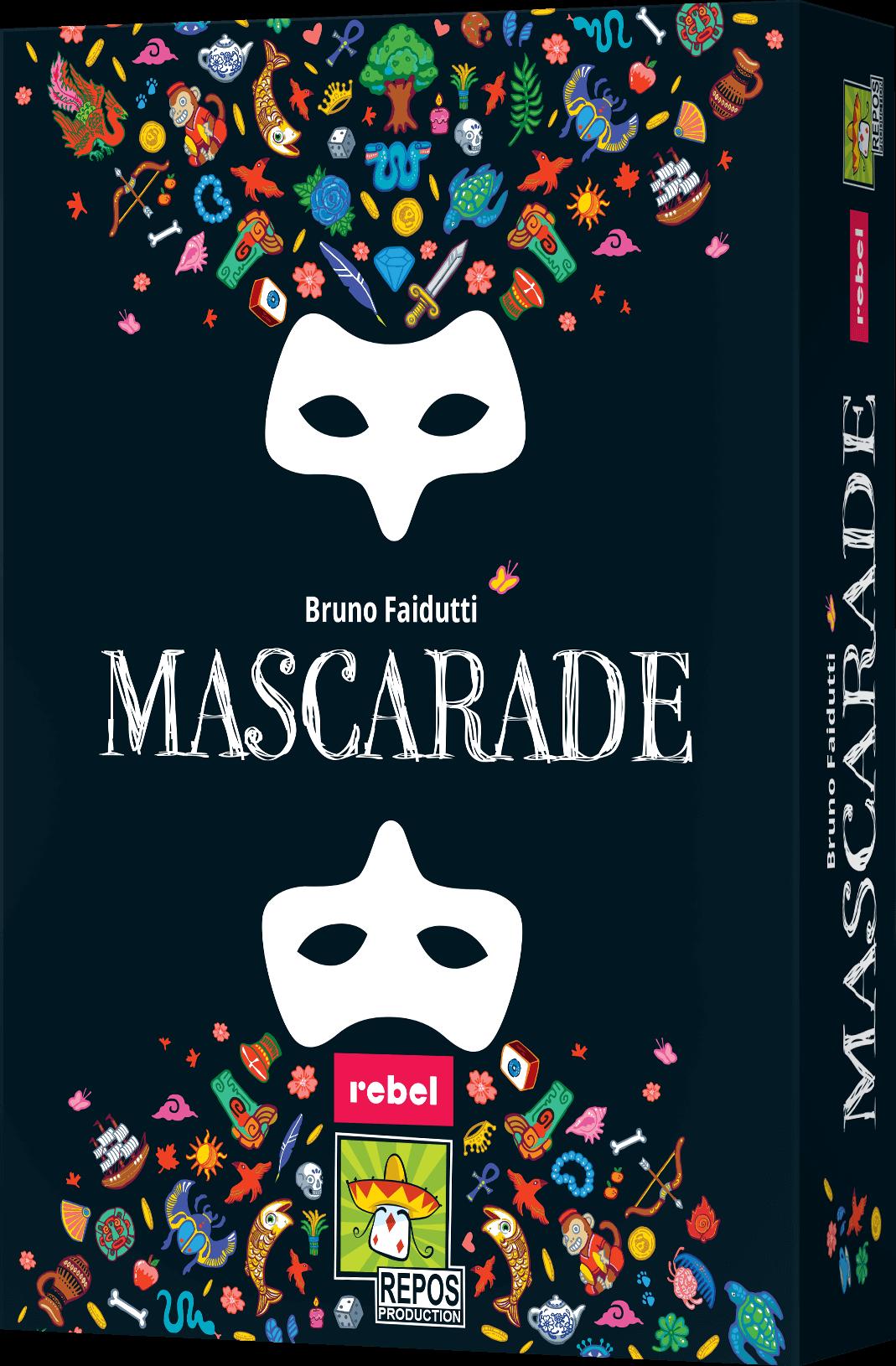 Mascarade (edycja polska) (gra planszowa)