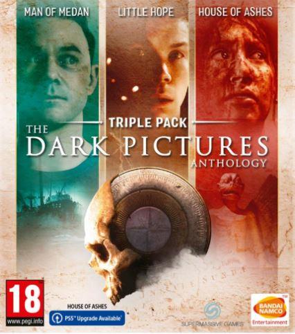 Dark Pictures Triple Pack Steam