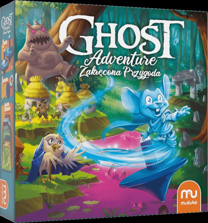 Ghost Adventure: Zakręcona Przygoda