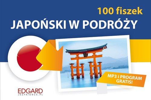 Japoński W podróży 100 fiszek