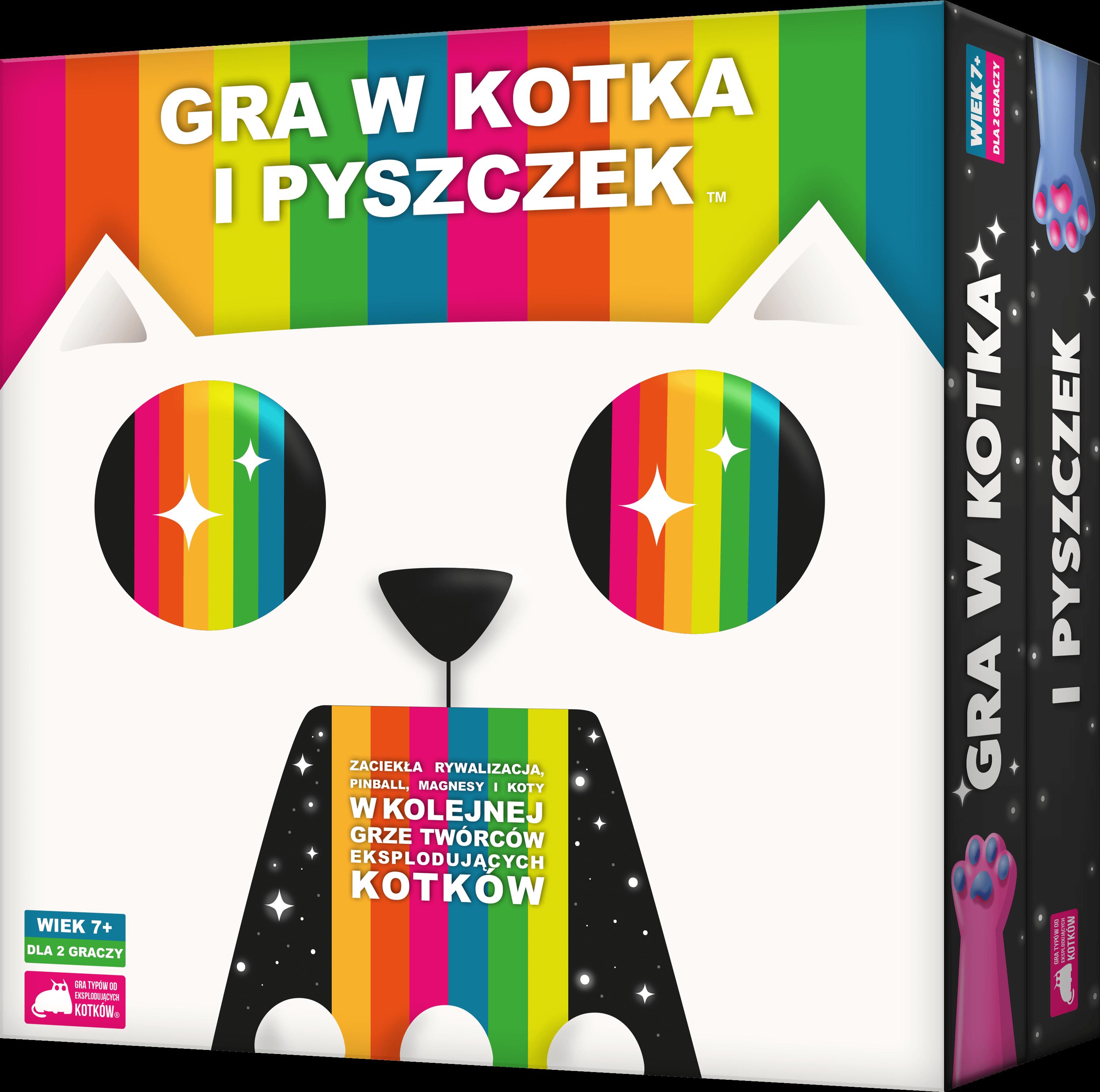 Gra w kotka i pyszczek (gra planszowa)