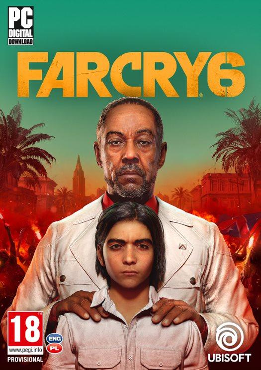 Far Cry 6 (PC) klucz Uplay
