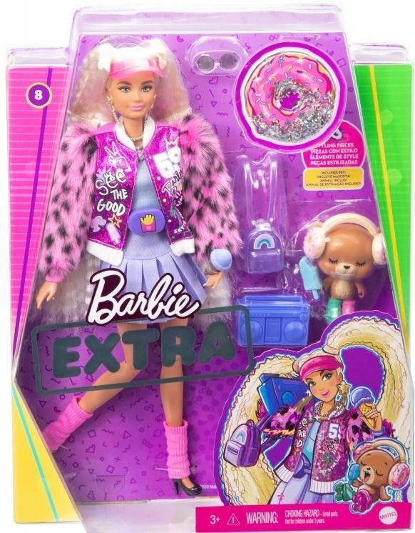 Barbie Extra Moda GYJ77