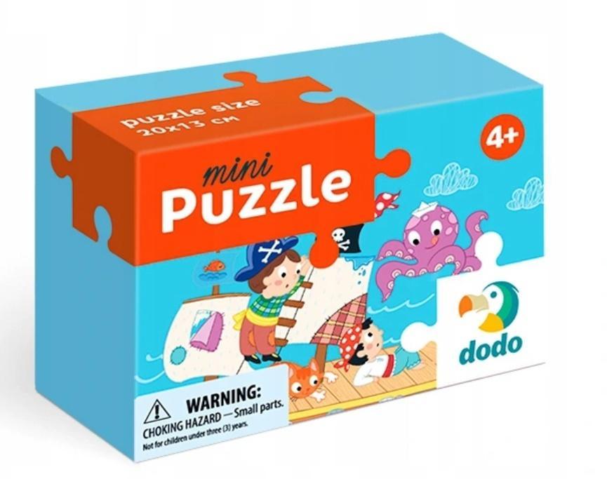 Puzzle 35 mini Morskie przygody