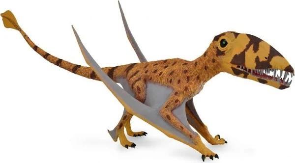 Dinozaur Dimorphodon z ruchomą szczenką