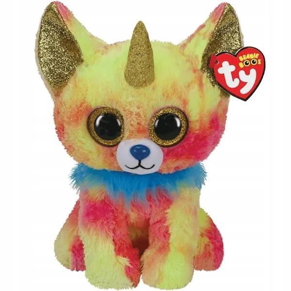 Beanie Boos Yips - Chihuahua Jednorożec 24cm